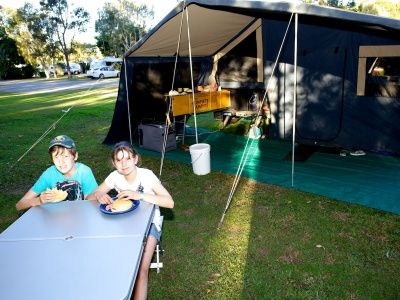 Camping and Tent Sites