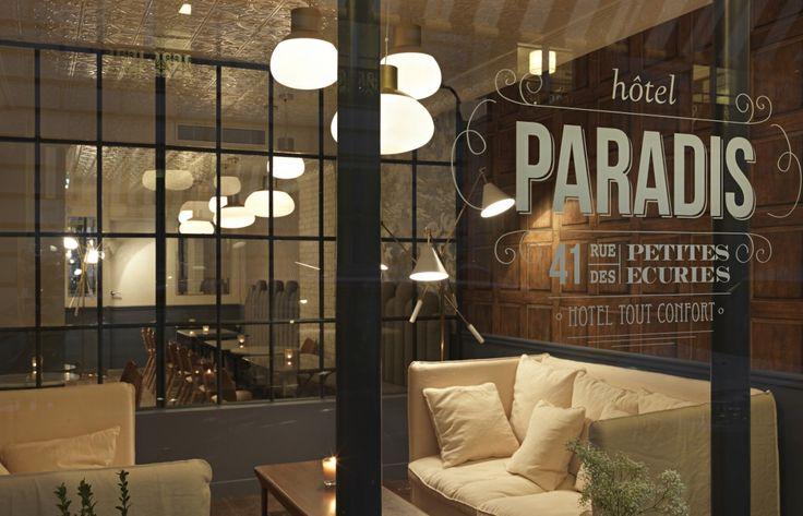 Hôtel Paradis Paris *** - Site Officiel - Hôtel à petit prix près de l'Opéra Garnier