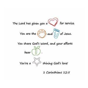 32 best volunteer appreciation images on pinterest volunteer gifts generic thank you card wording church volunteers google search stopboris Image collections
