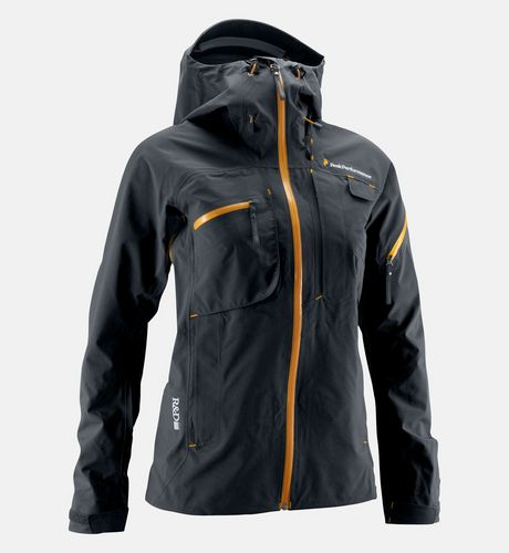 Women's Heli Alpine Jacket - jackets - Peak Performance