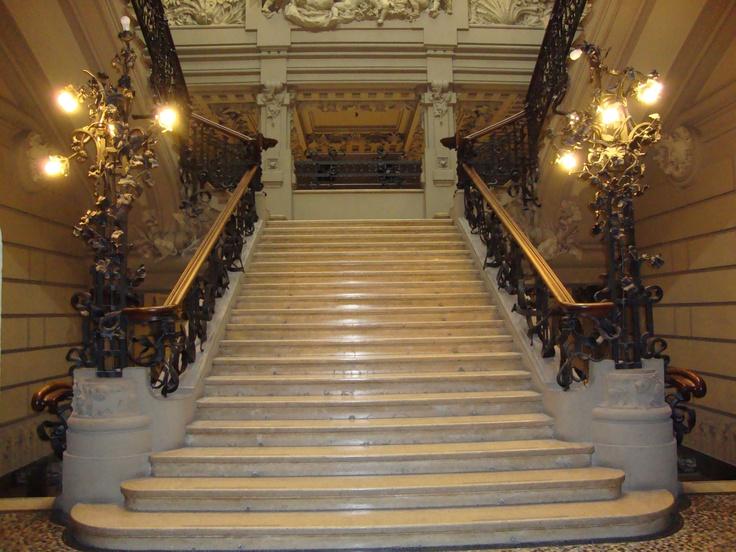Palazzo Castiglioni Corso Venezia, 47/49 (Via Marina, 10), Milano   Scalone d'onore