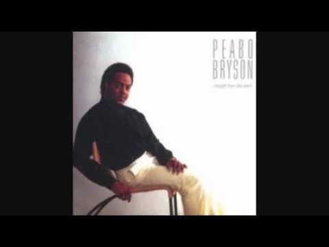 ▶ PEABO BRYSON - If Ever You're In My Arms Again 1984 - YouTube