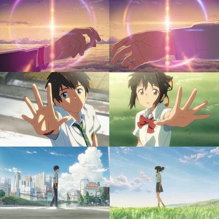 Kimi No Nawa (Ihr Name). Ich liebe diesen Film