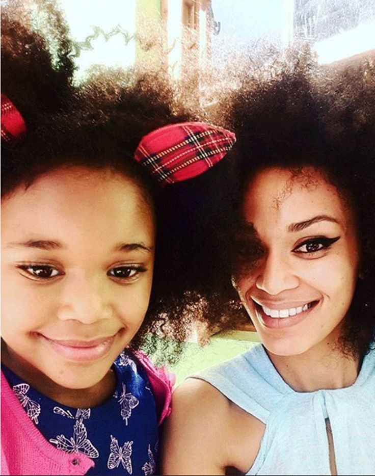Picture of the day: Pearl Thusi and daughter Thandolwethu - Sowetan LIVE