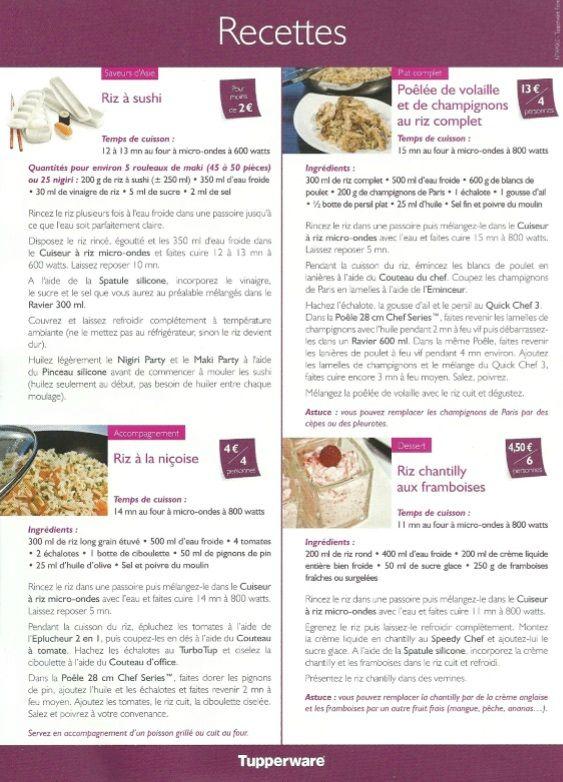 Sehr Les 25 meilleures idées de la catégorie Recette cuiseur solo  DT06