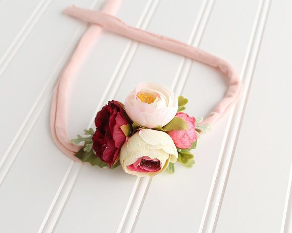 Darling Floral Headwrap