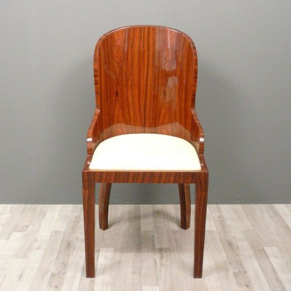 Chaise Art Deco