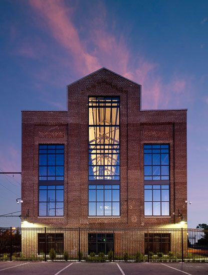 Ambler Boiler House - future home of DiD earns LEED Certification [link to article]