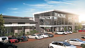 Blog - ITALTILE Welcomed to Waterfall
