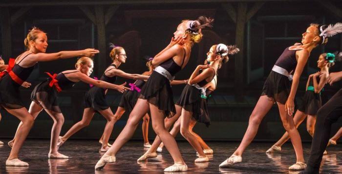Začíná zápis do přípravky Baletní školy Divadla J. K. Tyla