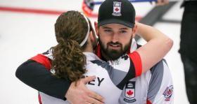 En vertu de leur fiche de cinq victoires et une seule défaite, le tandem canadien formé de Joanne Courtney et...