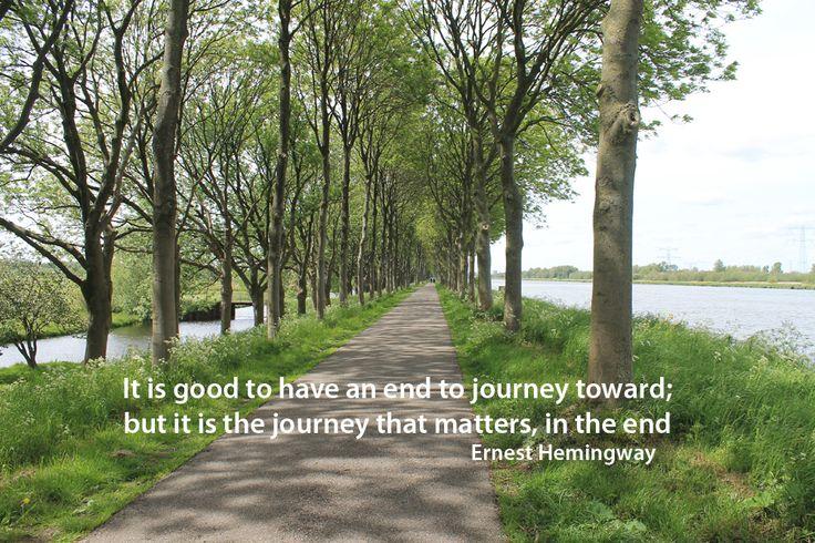 Citaten Hemingway : Beste afbeeldingen over wandel spreuken op pinterest