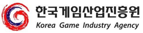 한국게임산업진흥원 로고