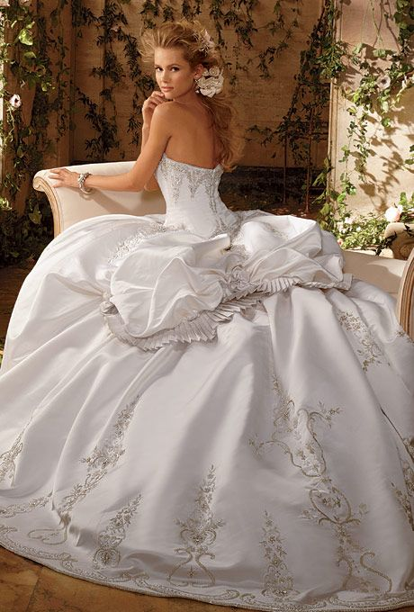 mzjuney milady wedding dresses