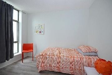 After FREE Home Staging - Bedroom in Queen's Quay condo, Toronto. http://www.syrjateam.com/listings/1524945-250-queens-quay-w-toronto-ontario-c3045801#slideshow