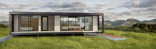 Connect:Homes Offers Affordable, Modern, Sustainable Homes    for something pre-fab this looks nice.