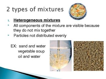 17 Best images about Science Mixtures/Solutions on ...