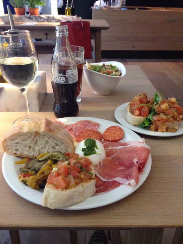 Vapiano Soho Review