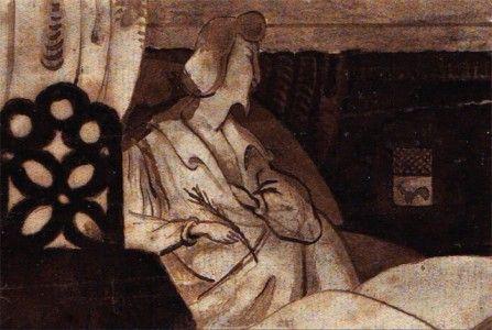 """La """"Vecchia Parigi"""" dà il titolo alla seconda sezione di Gaspard de la Nuit (1842), postuma raccolta di """"fantasie in prosa"""" scritte da Louis (detto Aloysiu"""