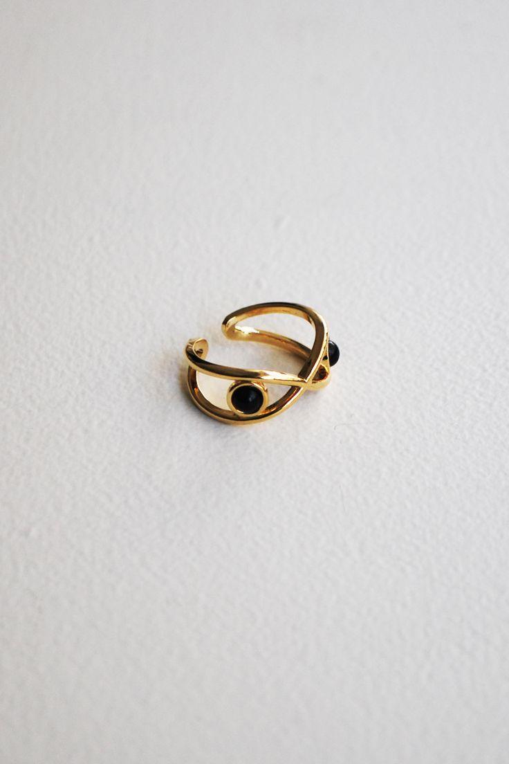Retro Style Δαχατυλίδι - ΑΞΕΣΟΥΑΡ -> Κοσμήματα | Made of Grace