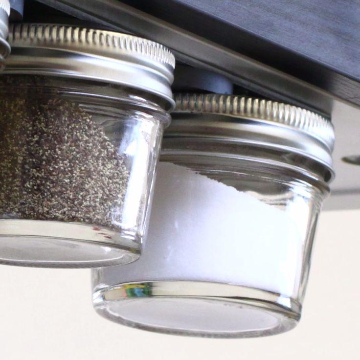 Magnetic Spice Organizer
