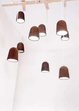 Lámparas de diseño ecológico https://www.homify.com.mx/libros_de_ideas/18851/diseno-ecologico-6-propuestas-de-iluminacion-sostenible