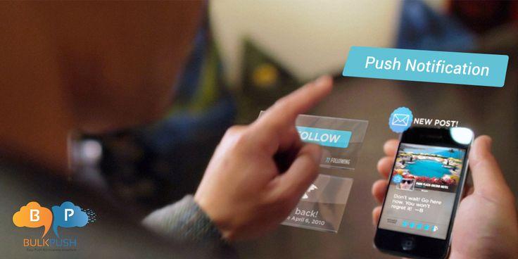 BulkPush is a #Push #Notifications services Provider Company - http://goo.gl/e13pn5