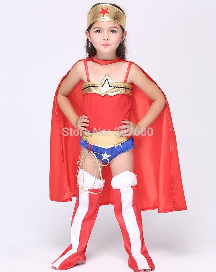 >> Click to Buy << New Wonder Woman Baby Girls Halloween Cosplay Costumes Kids Clothing Set Children Superman Halloween Masquerade Party Clothes #Affiliate