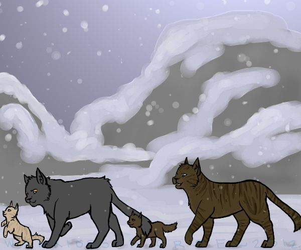 The Warrior Cats Tribe Of Rushing Water Names – Quotes of the Day