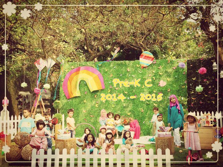 #photobooth #picnic #spring #preK #photoclass #yearbook #miruni