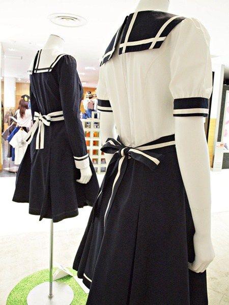 私立手越女子高等学校 公式セーラー服