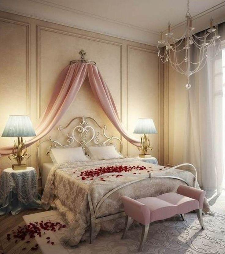 17 Best Ideas About Romantic Bedroom Colors On Pinterest
