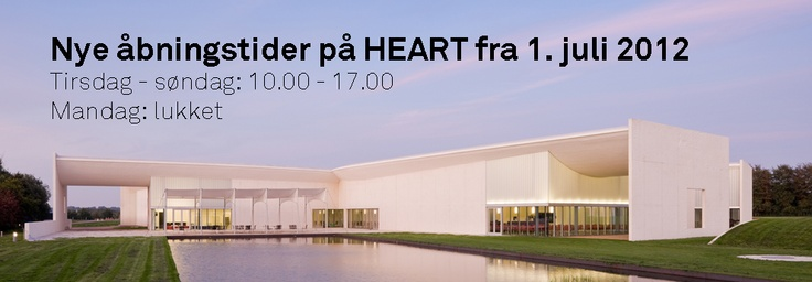 HeArt museum of contemporary art in Herning Denmark