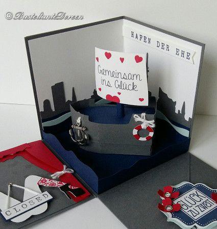 die besten 25 geschenke verpacken mal anders ideen auf pinterest papierschiff basteln aida. Black Bedroom Furniture Sets. Home Design Ideas