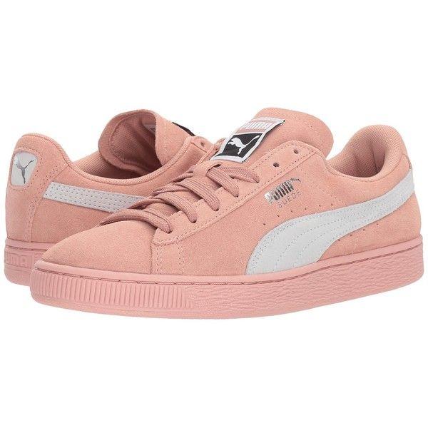 PUMA Suede Classic (Peach Beige/Puma