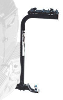 """Swagman 64600 2"""" Sleev 3 Bike Fold Down Hitch Rack by Swagman. $66.15. Swagman 3 - Bike Towing Rack... bring up to 3 bikes while towing a boat! So maybe you're heading up to the lake for a weekend of fun... this Towing Bike Rack allows you to mount this 3-bike carrier on the hitch, then connect your boat or trailer! Fits over class 3 draw bars. Super-strong steel construction offers rugged durability for years of use. Easy towing with Swagman! Order yours now! Swagman ..."""