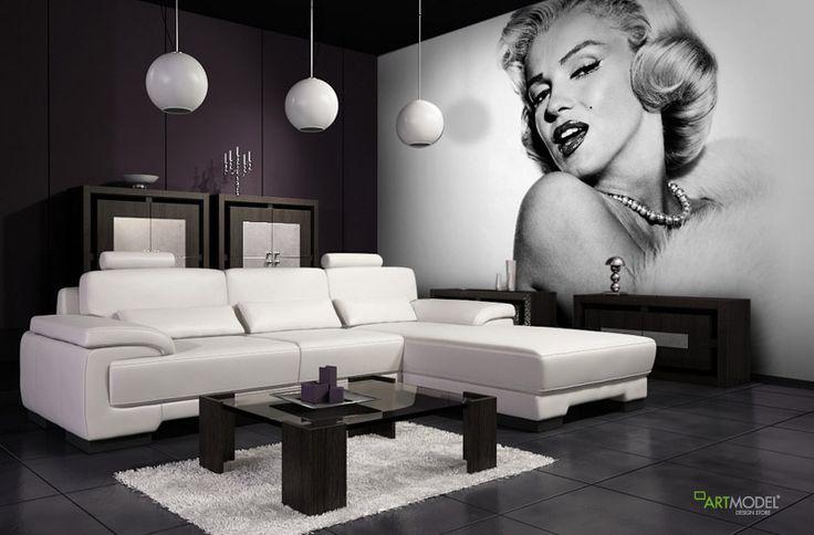 Marilyn Monroe - Poster Duvar Kağıdı
