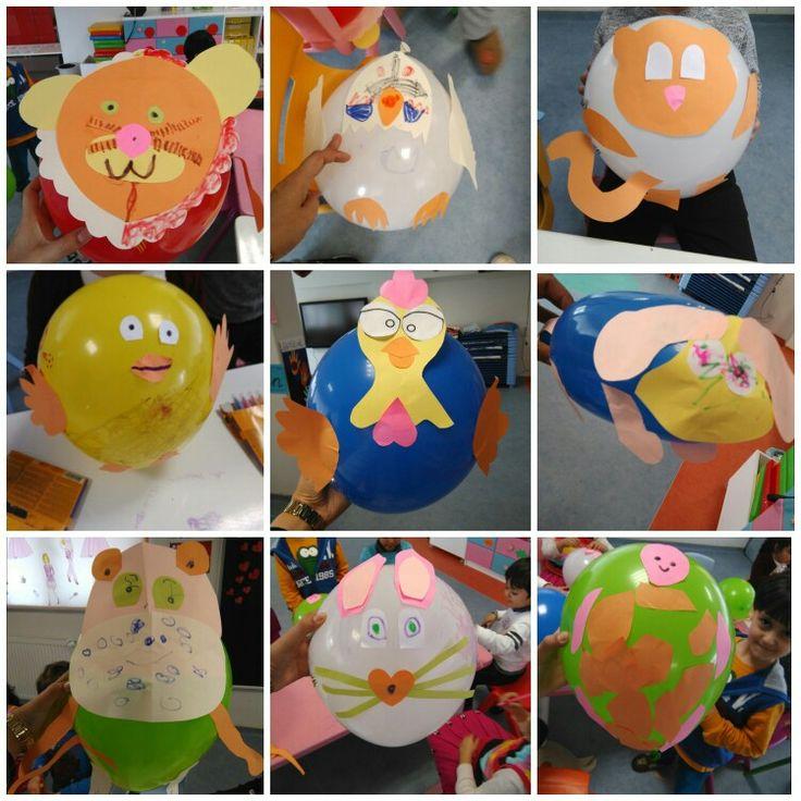 Balon hayvanlar