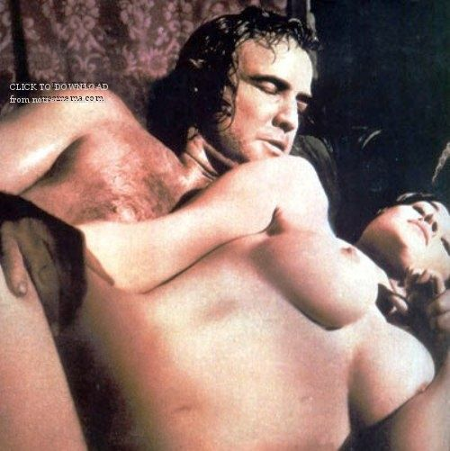 The Nightcomers (1971). Peter Quint is played by Marlon Brando and Margaret Jessel is played by Stephanie Beacham.