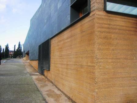 44 best hormig n arquitect nico images on pinterest - Fachada hormigon in situ ...
