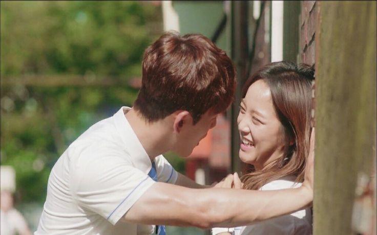 Hyun Tae Won and Ra Eun Ho
