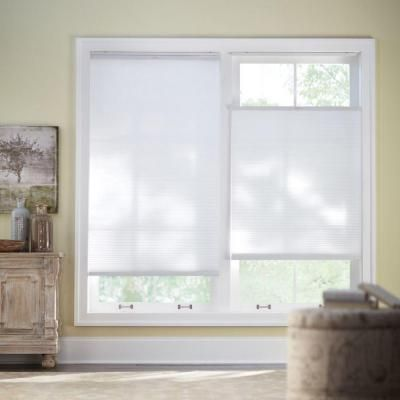 Home Decorators Collection Cordless Top Down Bottom Up Cellular Shade, 9/16 in.-10793478635047