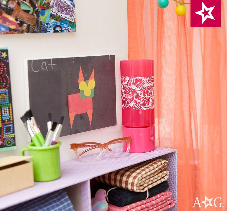 American Girl Doll Bedroom: Gabriela's Loft Bed