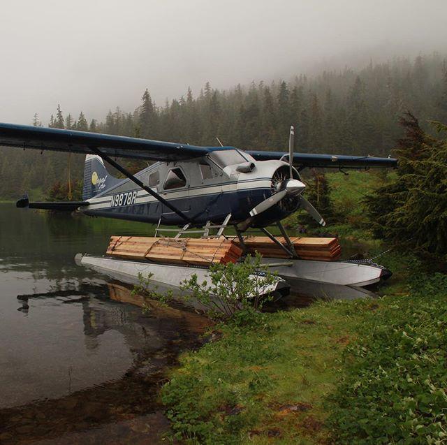 Alaska Bush Aviation @flyakbush Thankful for floa...Instagram photo | Websta (Webstagram)