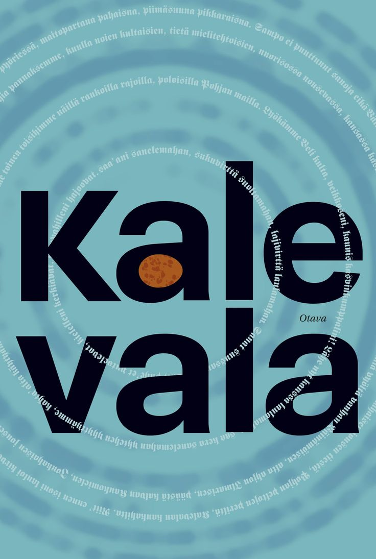 Title: Kalevala | Designer: Päivi Puustinen