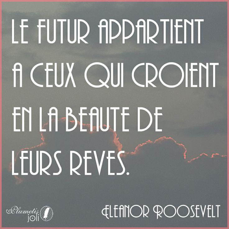Croyez en vos rêves ✩