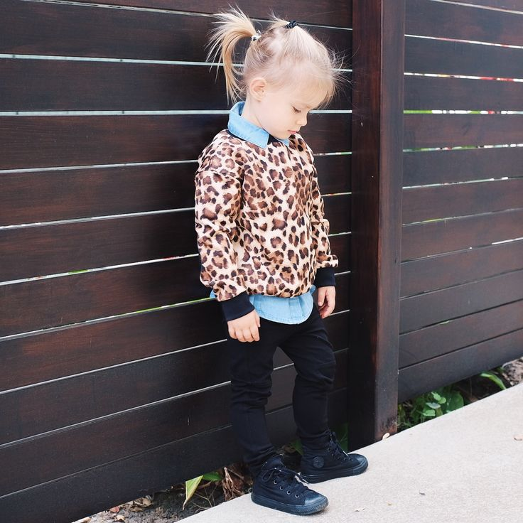 Little Trojan Children Clothing - Jungle Scuba Sweater