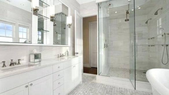 Bathroom Ideas No Bathtub