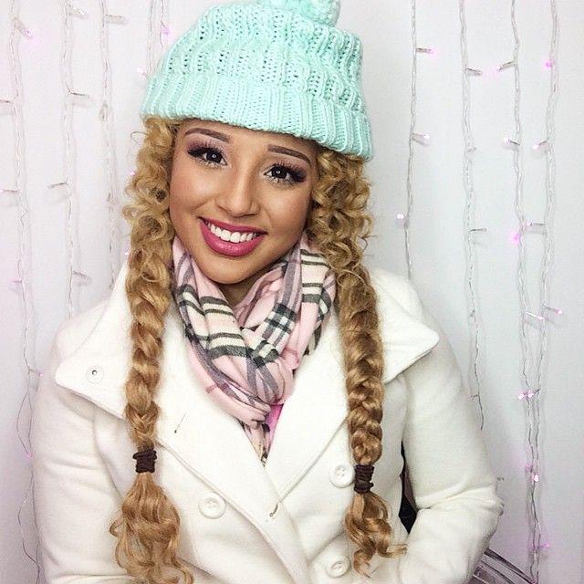 Brilliant Cute Hairstyles With Winter Hats Her Campus Schematic Wiring Diagrams Amerangerunnerswayorg