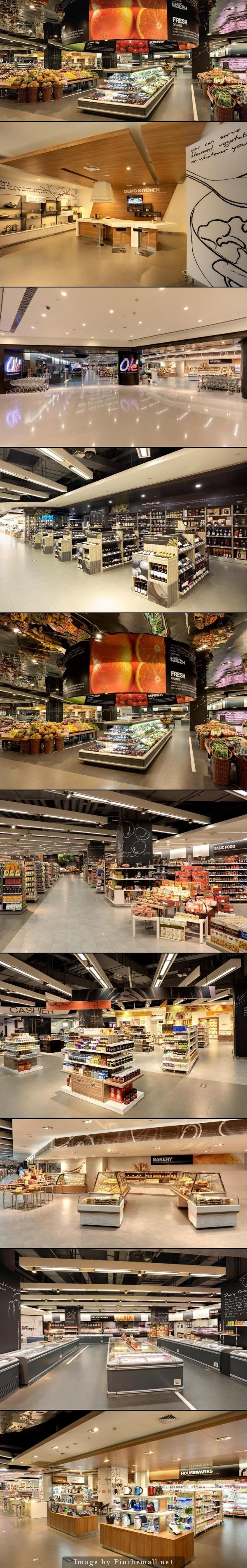 Ole grocery store by rkd retail/iQ, Shen Zhen - created on 2014-09-14 11:47:57
